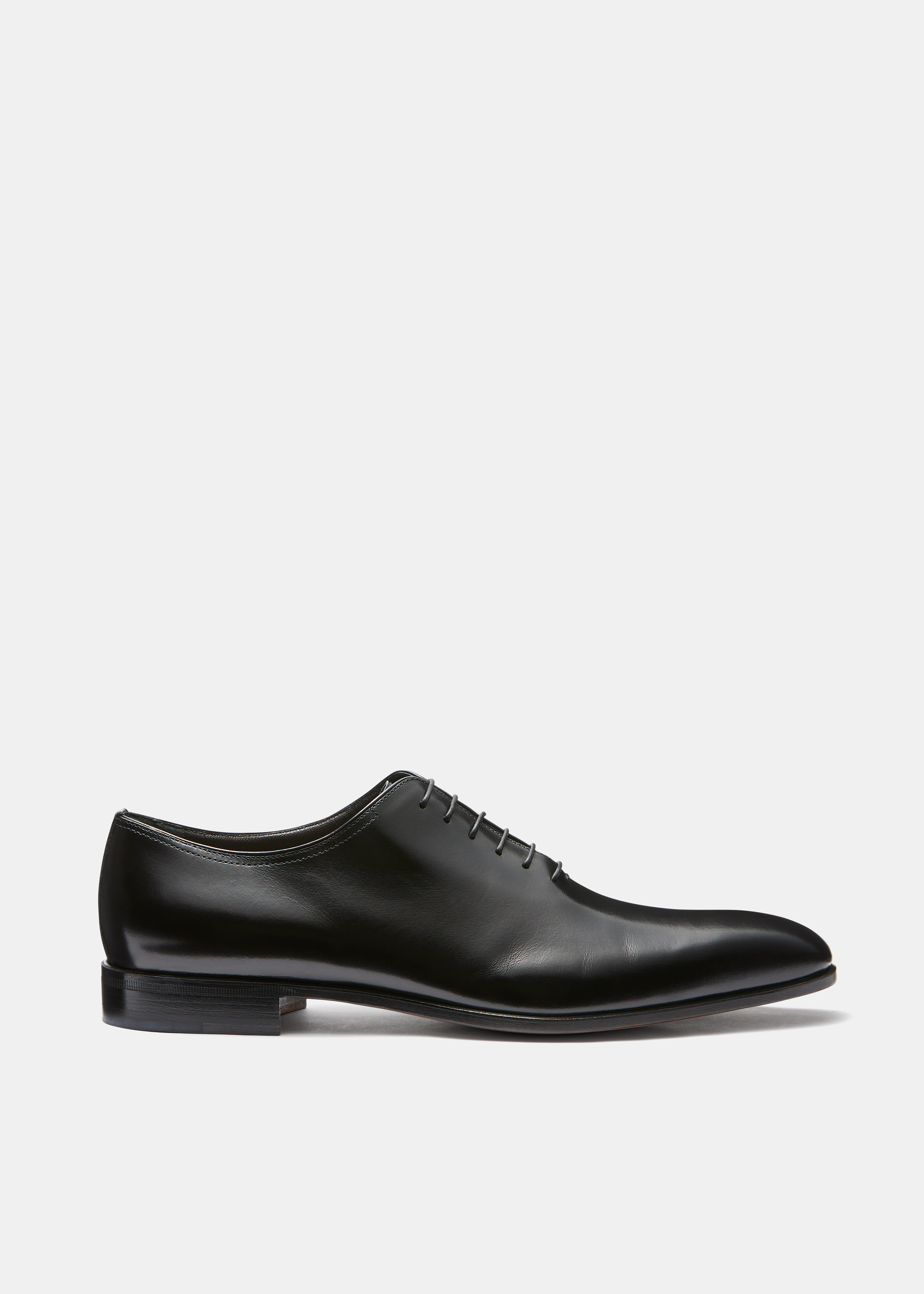 Leather Derby Montreal Shoe