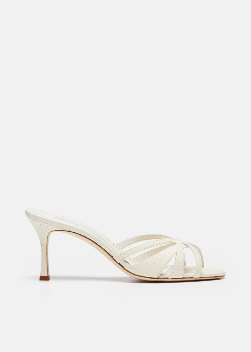 Macula 70 Leather Mule Sandals