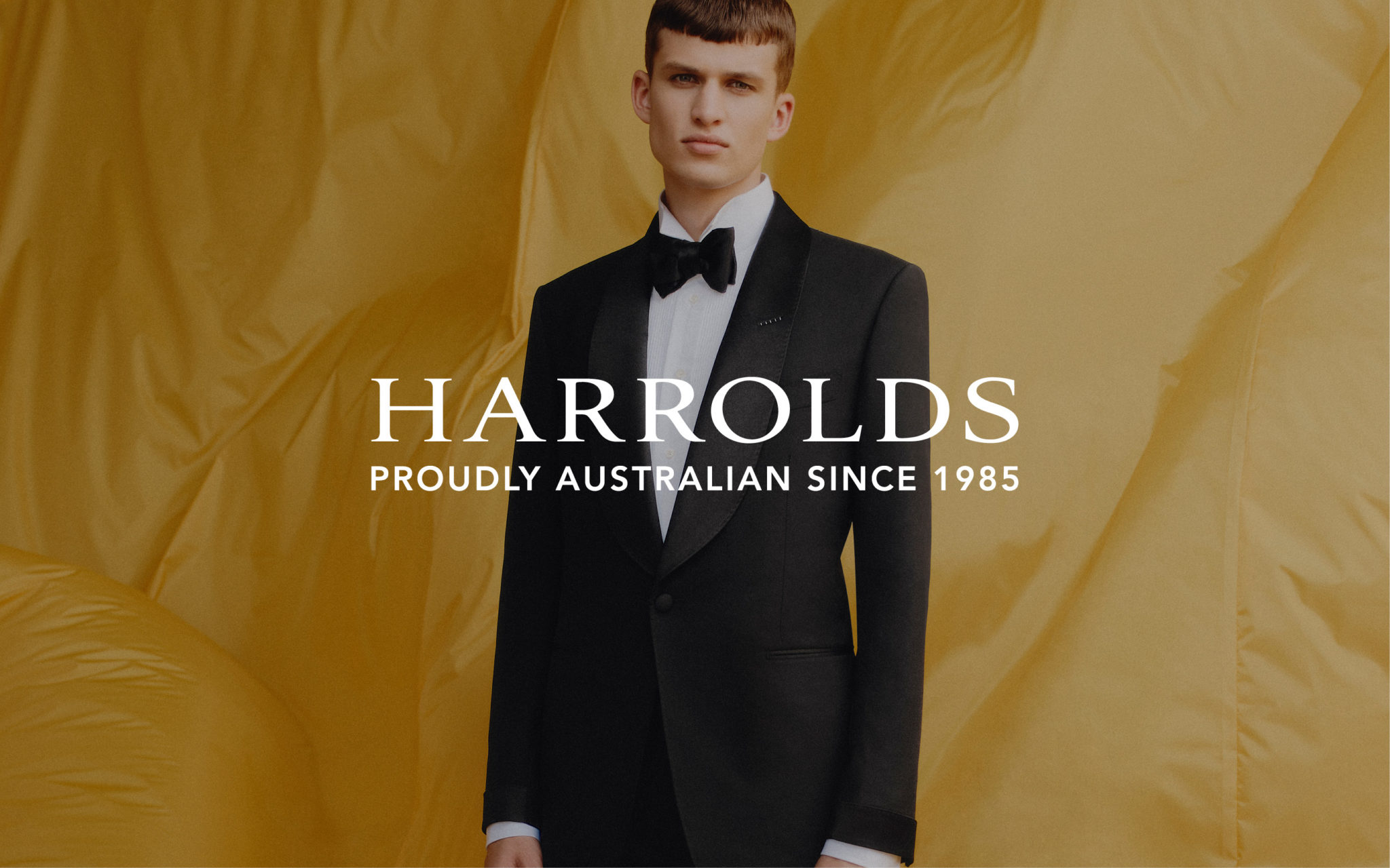 Harrolds – Proudly Australian for 35 years