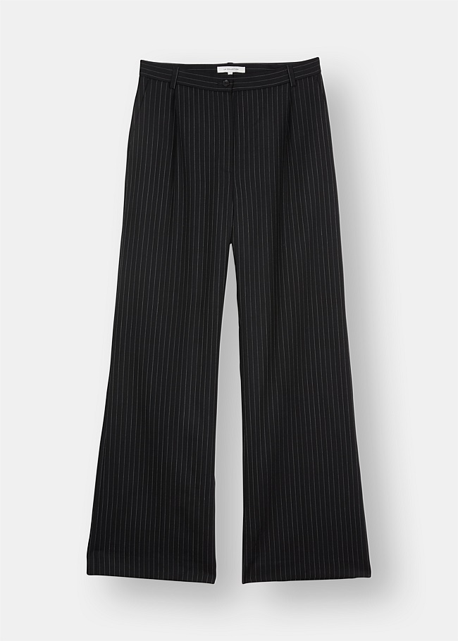 Phoebe Stripe Trouser