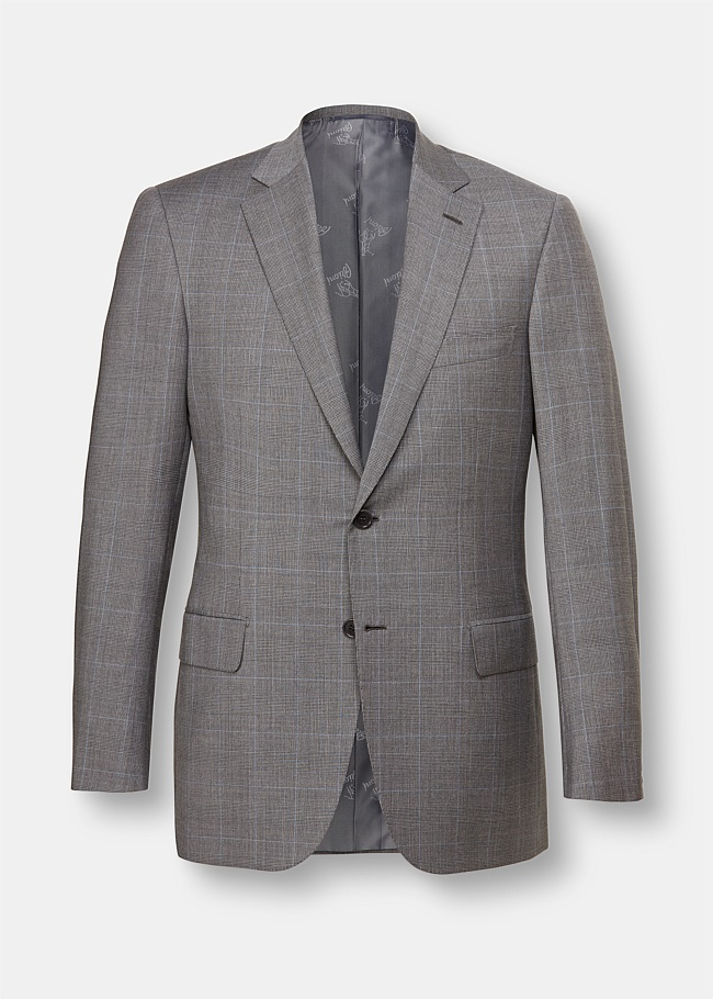 Grey Traditional Suit