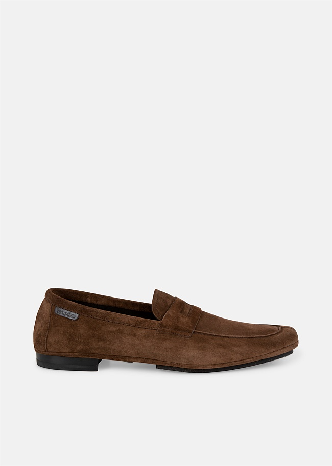 Penny Strap Loafers