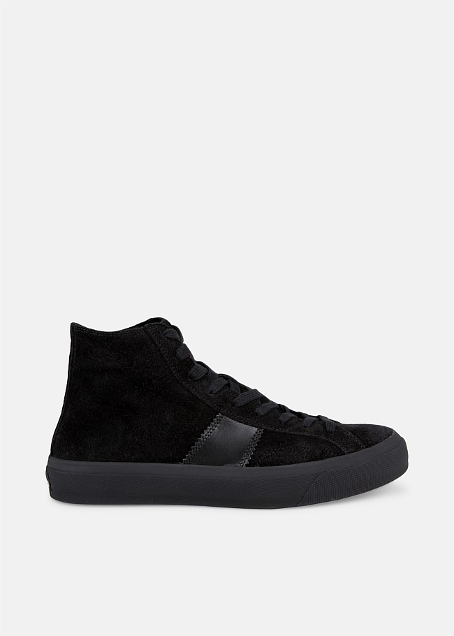 Crosta Suede Cambridge High Top Sneakers