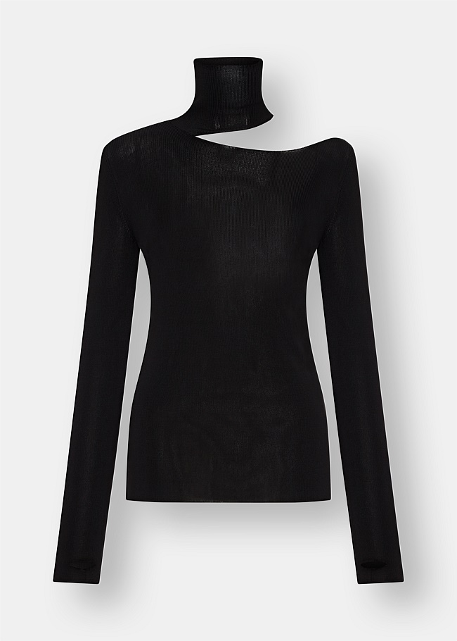 Kina Cutout Sweater