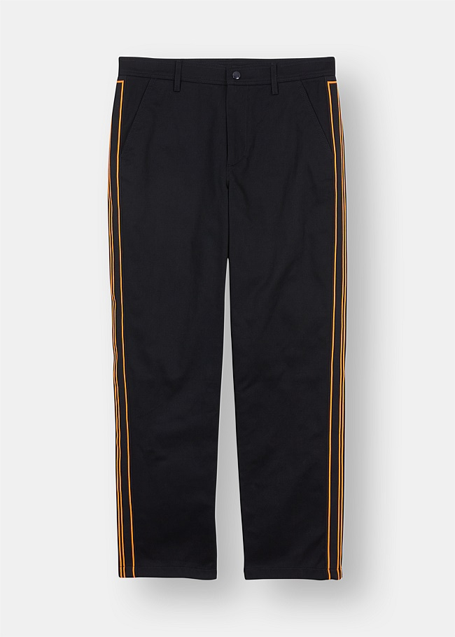 Side Stripe Cargo Trousers