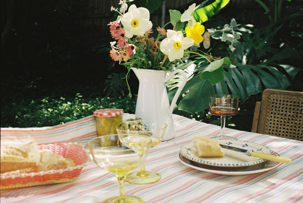 Fashionable table linen is now a thing thanks to Sydney newcomer Thekla