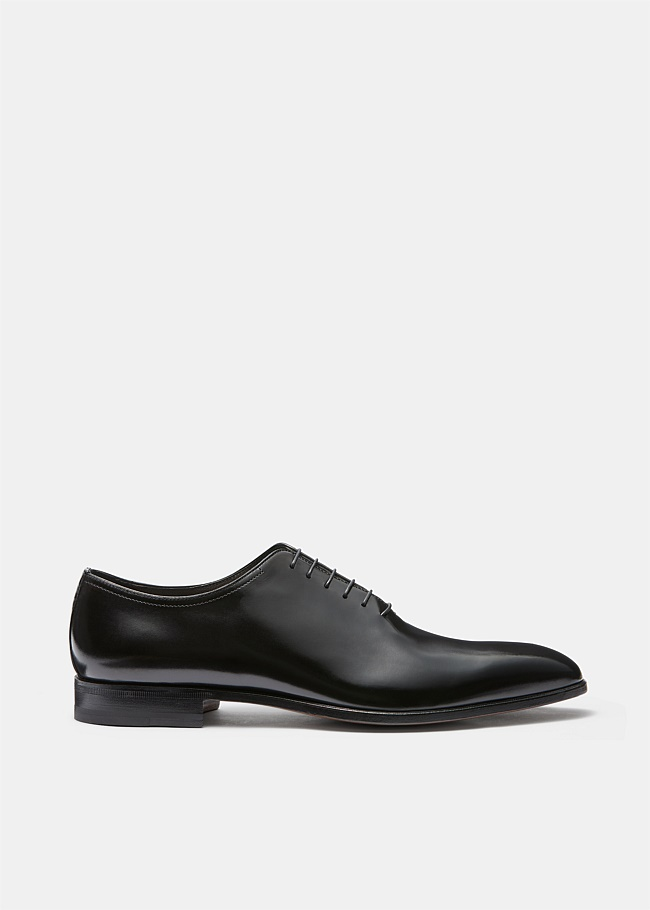 Leather Oxford Montreal Shoe