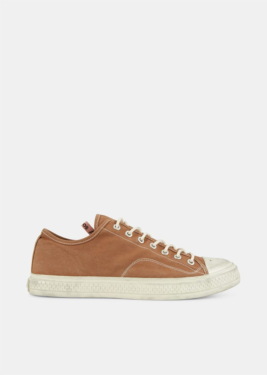 Ballow Canvas Low-Top Sneakers