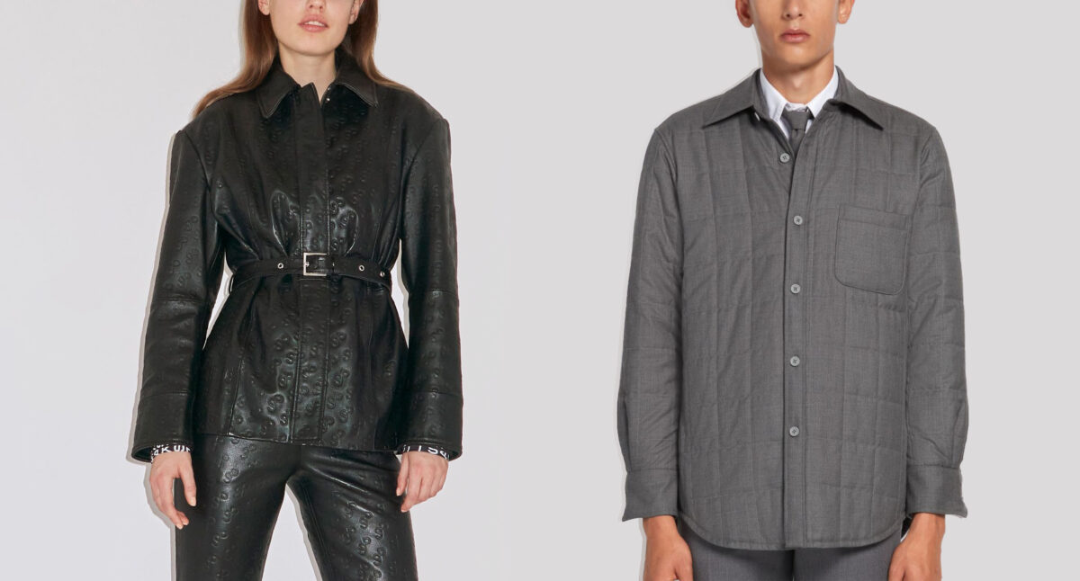 Outerwear to own now (and what to put underneath it)