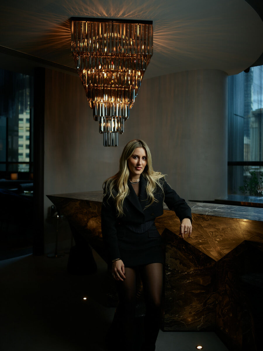 A Society of Style: Holly Lucas on Lucas Restaurants' latest venture