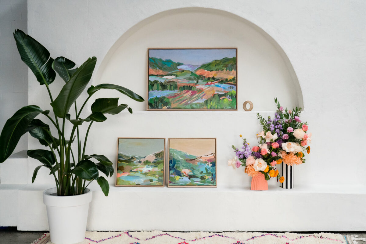 Finding your spring interiors groove with Melbourne-based Studio Georg