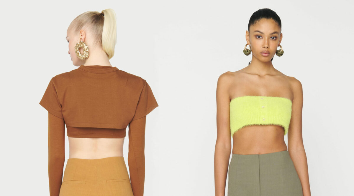 10 tiny tops to add to your spring-summer re-emergence wardrobe